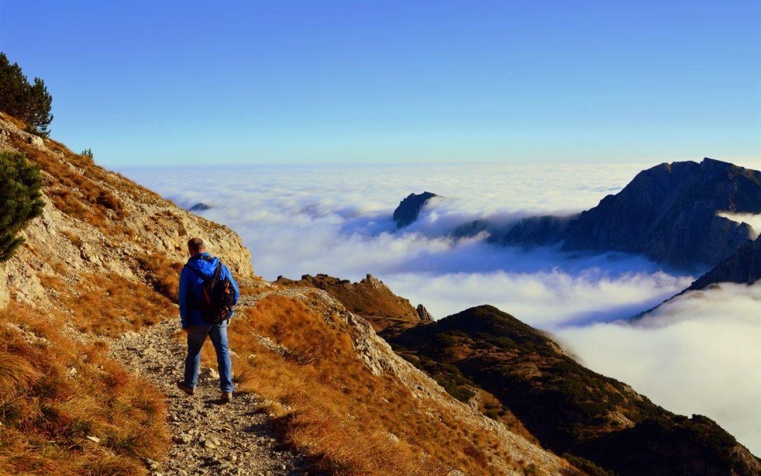 cu Domnul pe munte - Daniel Iuga
